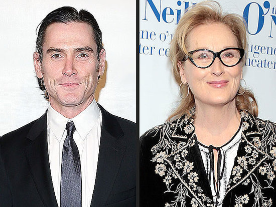 Billy Crudup Reads Third-Grade Son's Poem - as Meryl Streep Looks On