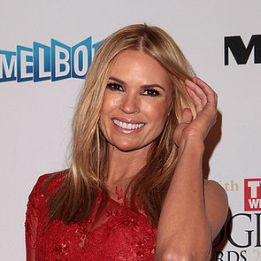 Pictures of Sonia Kruger at 2014 Logie Awards