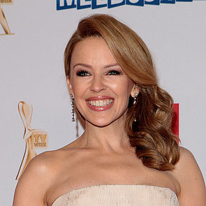 Pictures of Kylie Minogue at 2014 Logie Awards