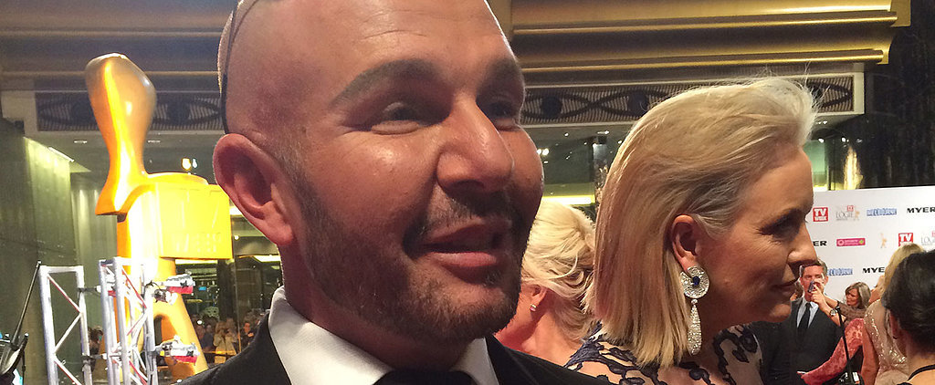 2014 Logies: Alex Perry Talks Hosting the Real Housewives Reunion