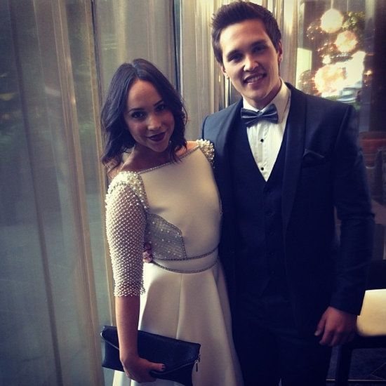 Ariel Kaplan Neighbours 2014 Logies Style And Pictures