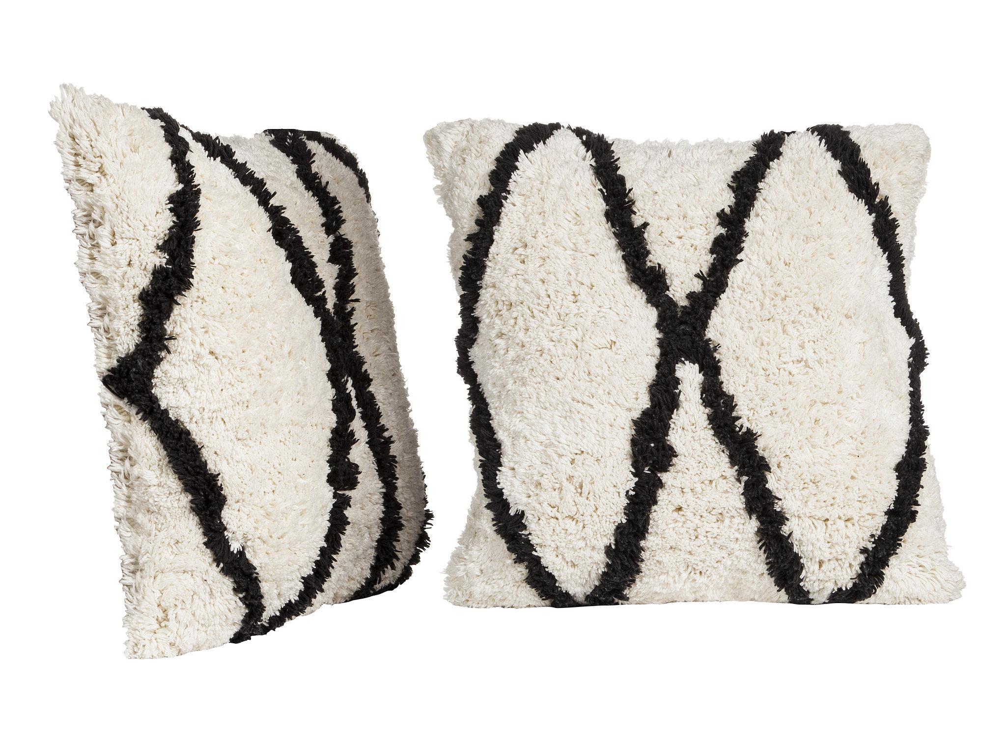 Moroccan Shag Pillow ($25)