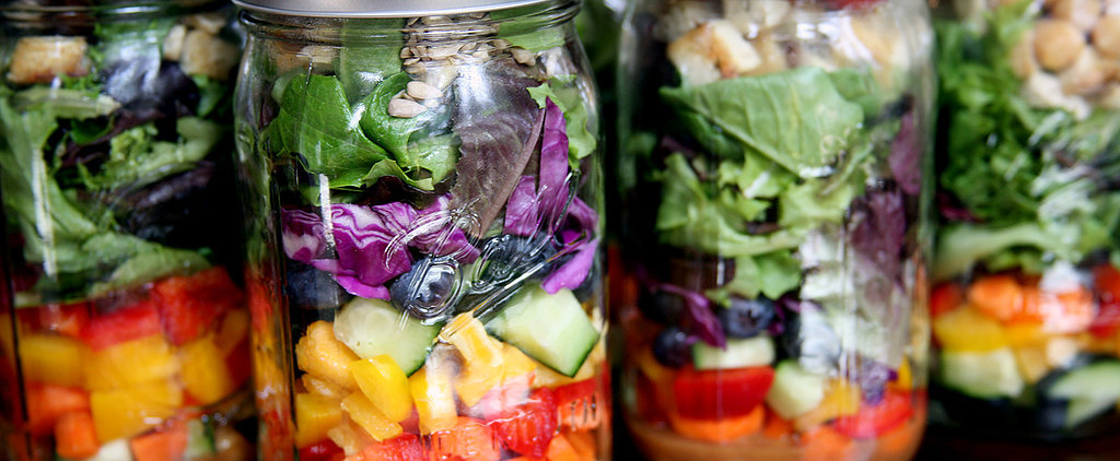 How to Pack Salads Tonight So They're Fresh All Week