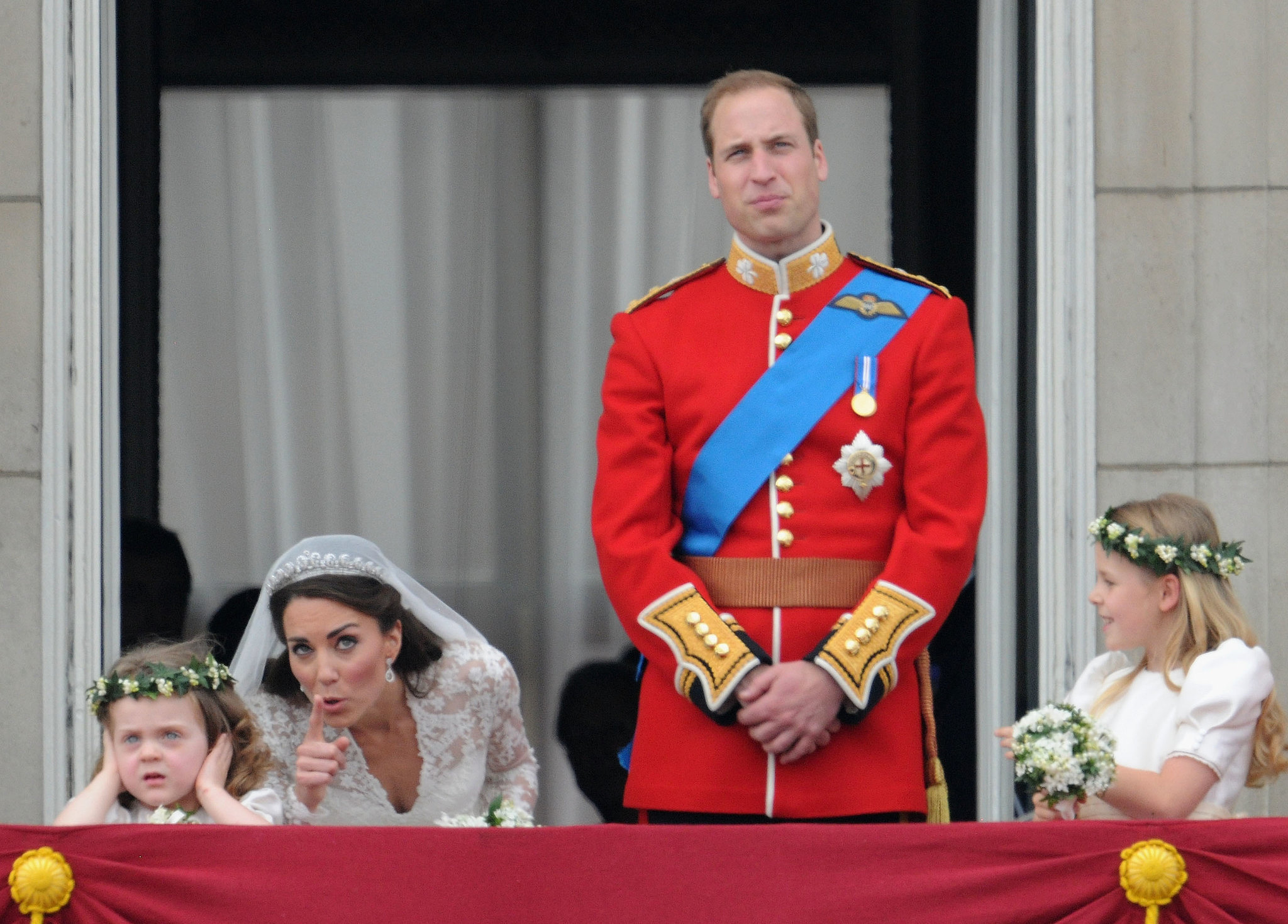 For even more from the Will and Kate's big day, check out all the best royal wedding pictures too!