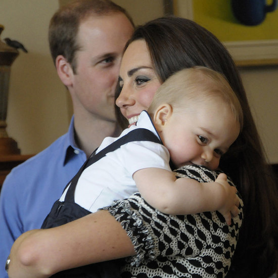 Kate Middleton's Favorite Picture of Prince George