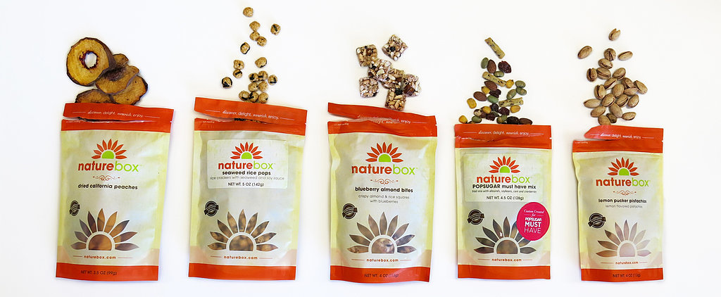 What's in the Custom POPSUGAR Must Have Snacks by NatureBox?