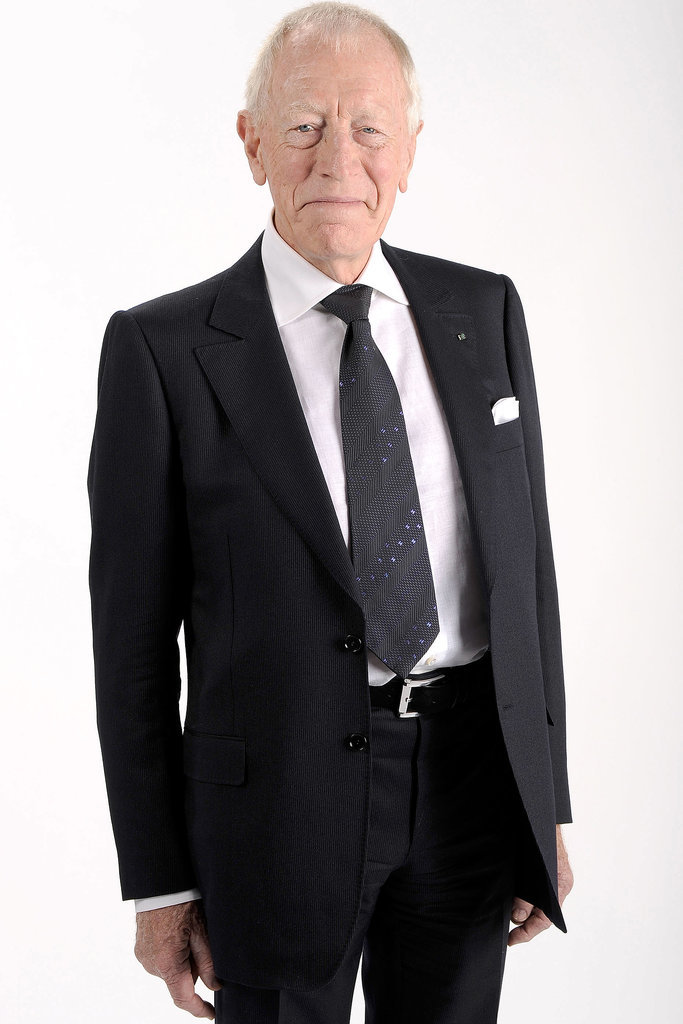 Max von Sydow as Lor San Tekka