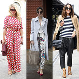 Ways to Wear Spring Pants
