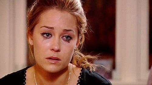 The Single Dramatic Tear Cry