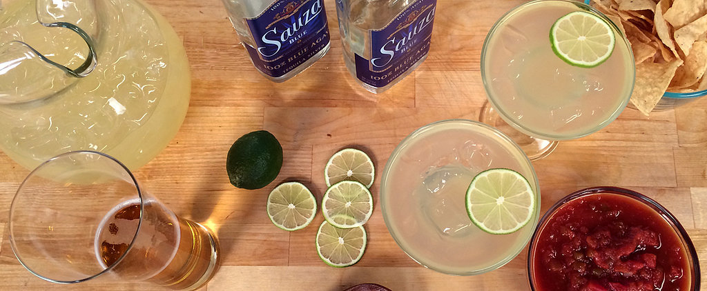 Give Your Margarita a Fizzy Lift With Beer