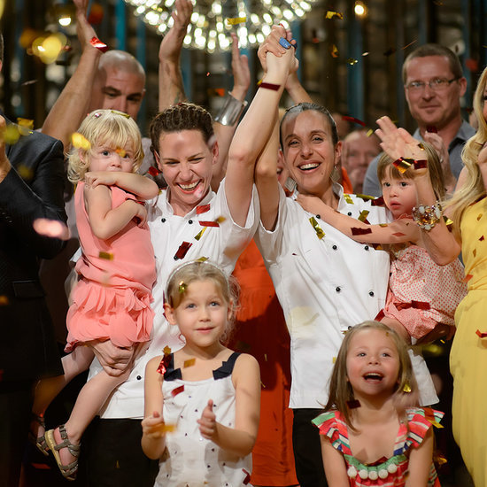 My Kitchen Rules 2014 Winners Interview: Bree and Jessica