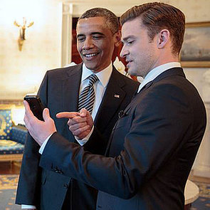 """President Barack Obama Posts """"It's Gonna Be May"""" Picture"""