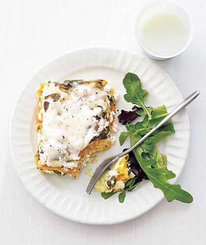 Slow-Cooker Squash Lasagna