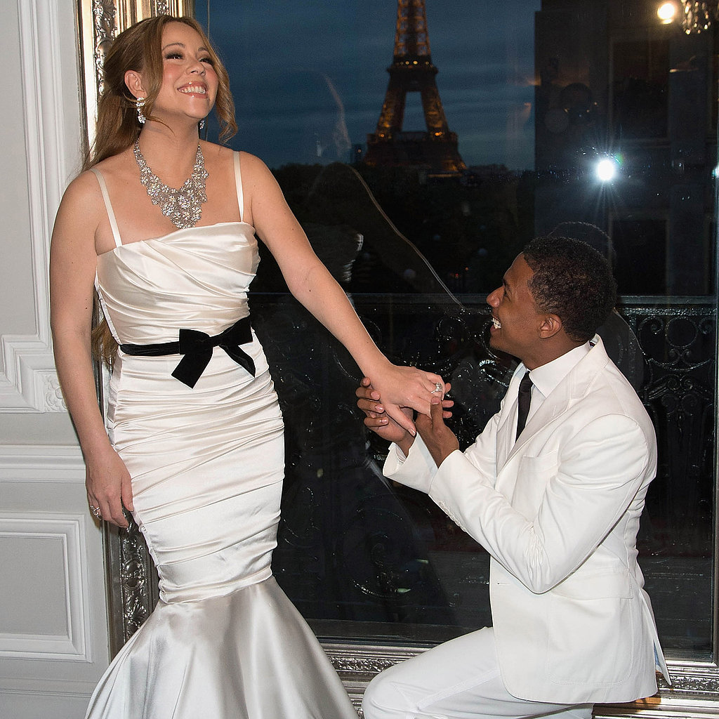 Mariah Carey and Nick Cannon Wedding Pictures | POPSUGAR ...
