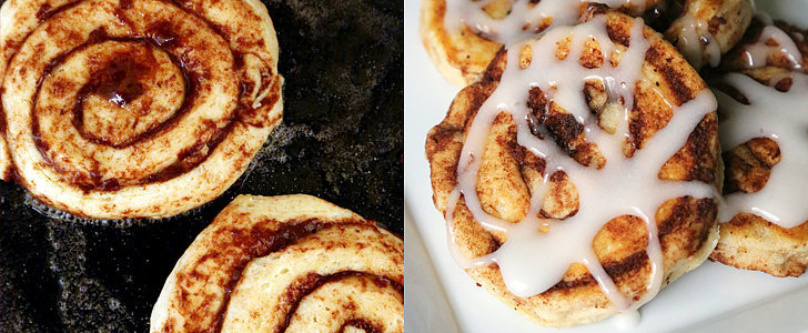 Cinnamon Roll Pancakes: The Greatest Hybrid of Them All