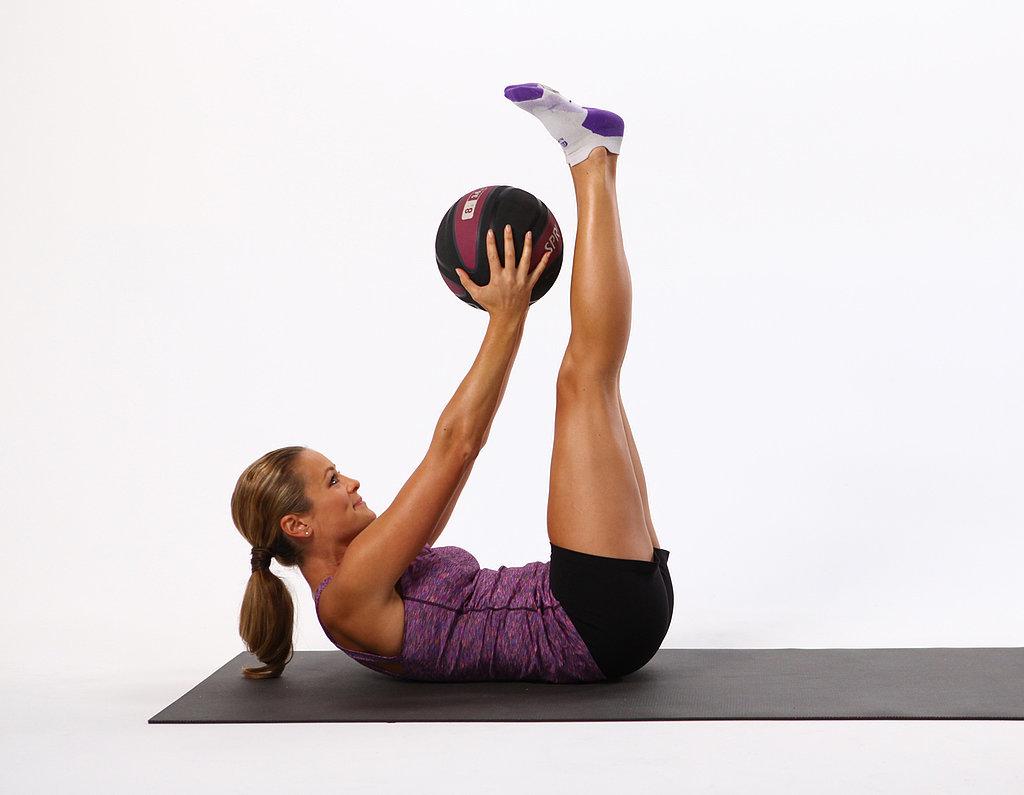 Add Weights to Ab Work
