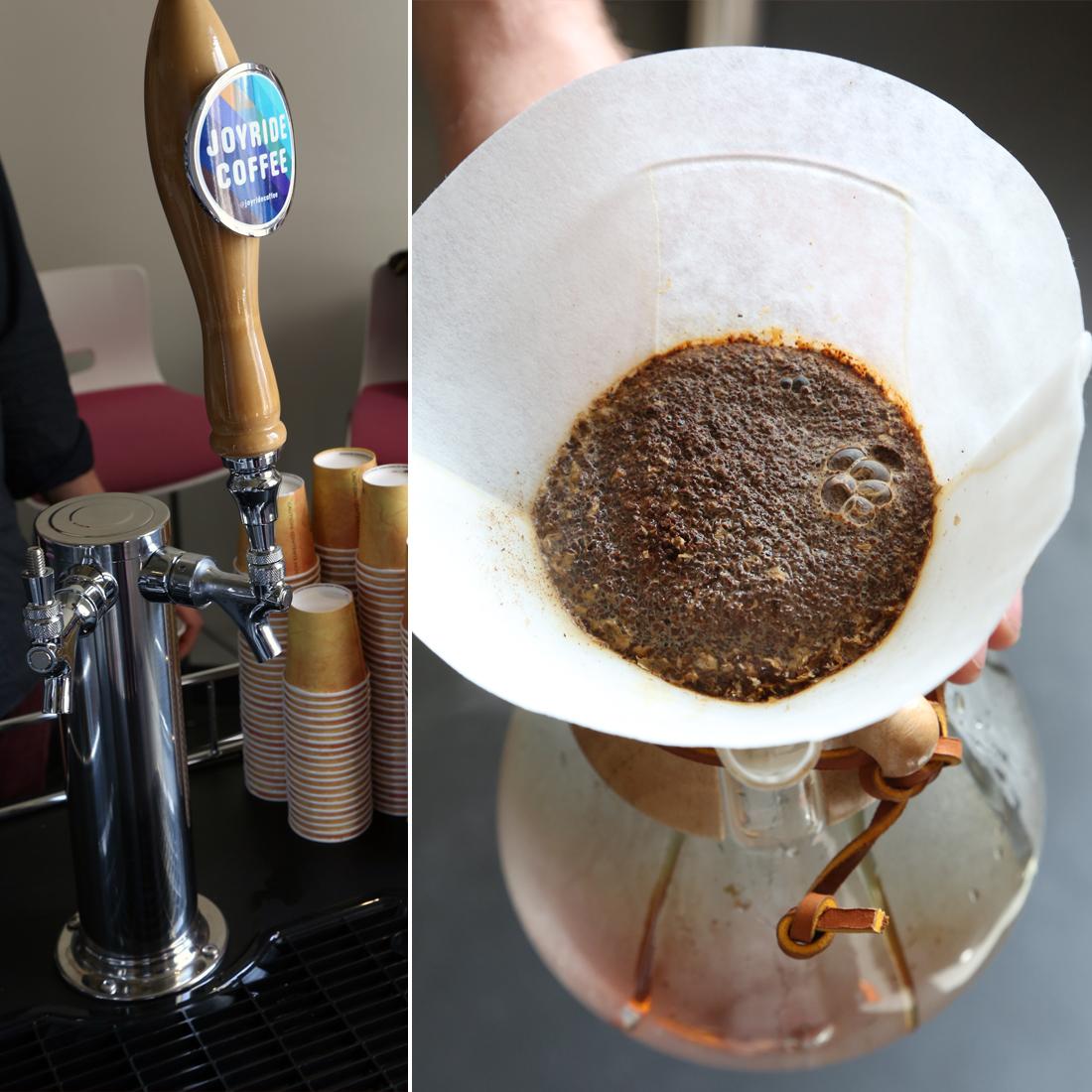 Joyride Coffee Distributors