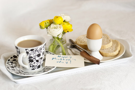 5 Recipes to Get Mom's Mother's Day Off to a Bright Start