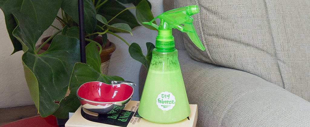Never Buy Febreze Again With This Easy DIY