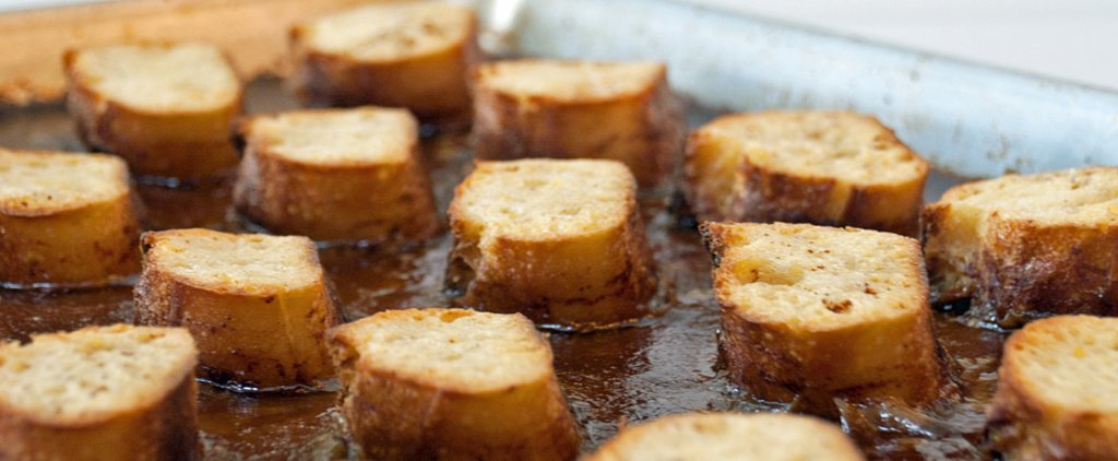 Caramel-Topped Baked French Toast Needs No Adornment