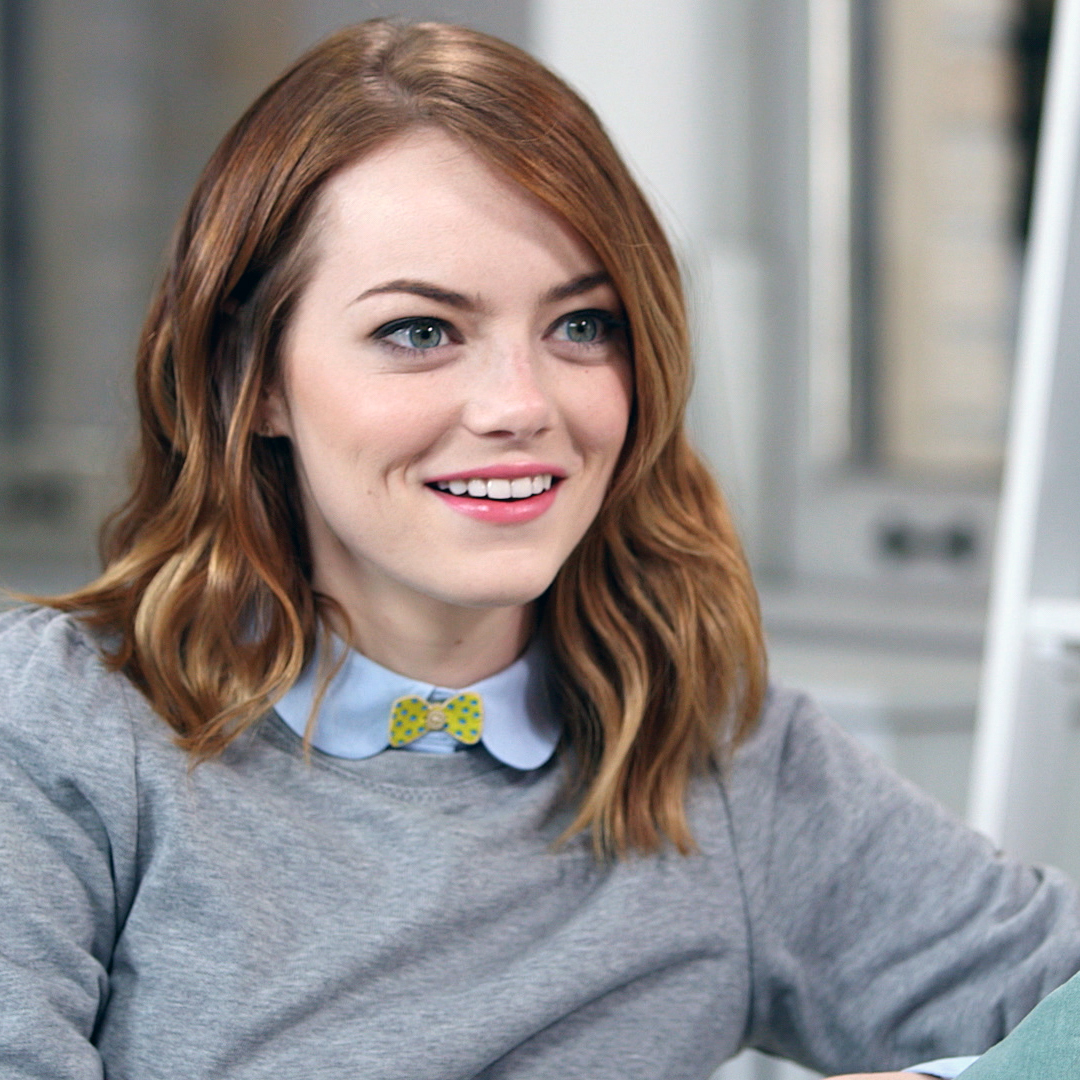 Huge Fan: Emma Stone Part 1 | Video | POPSUGAR Celebrity