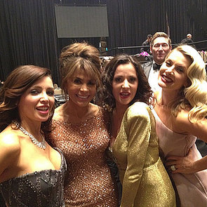 Celebrity Twitter and Instagram Pictures From 2014 Logies