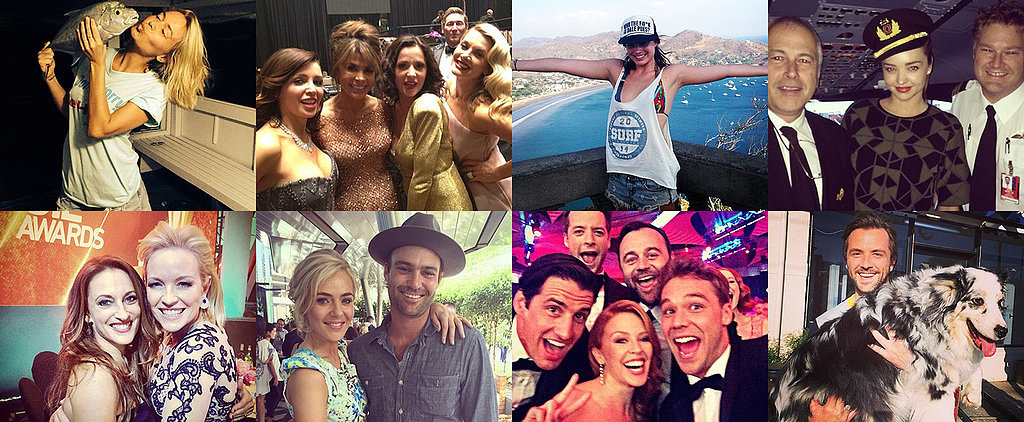 It's Pretty Much All About the Logies in This Week's Cute Candids