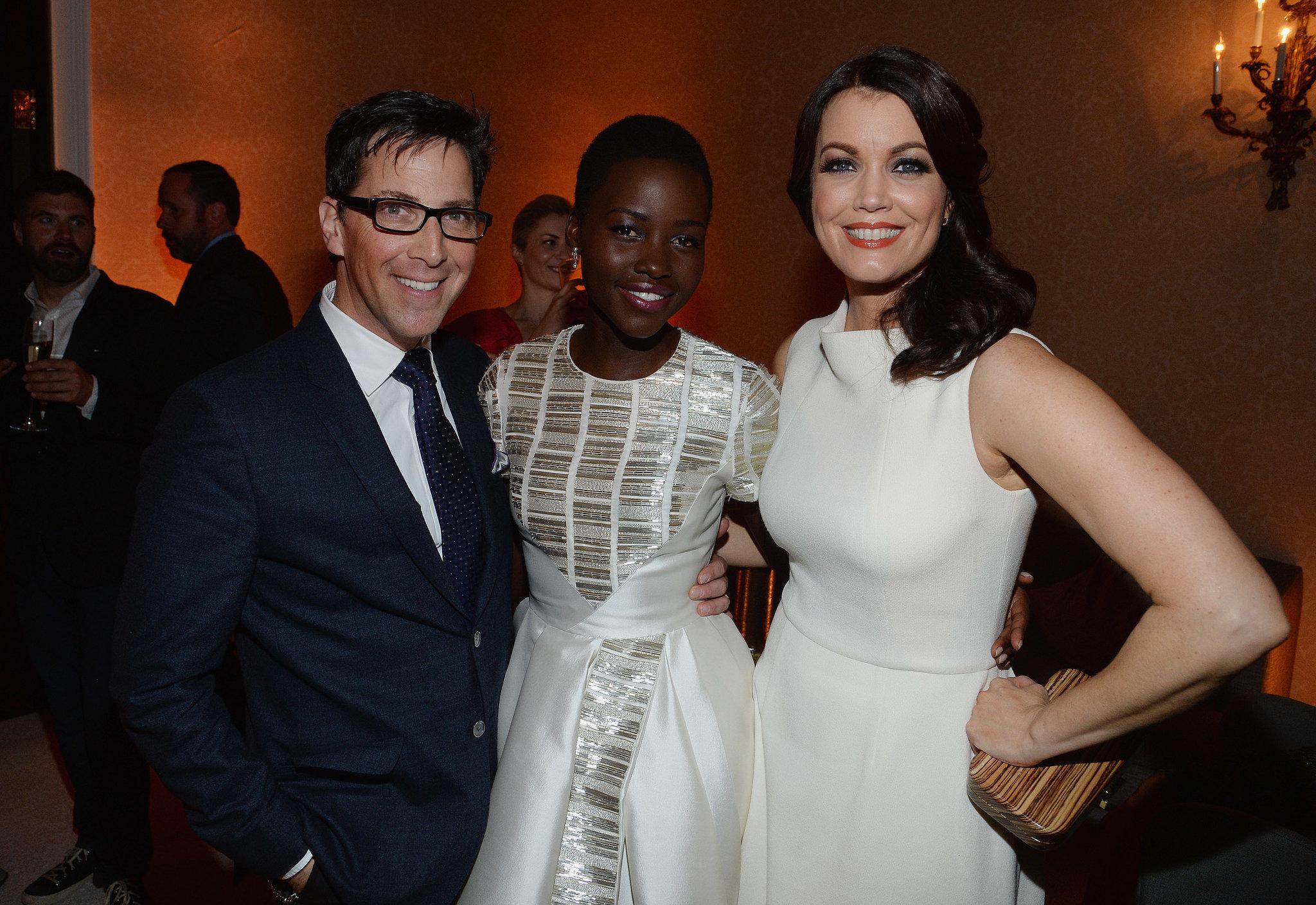 Hollywood Kicks Off a Big Weekend in Washington