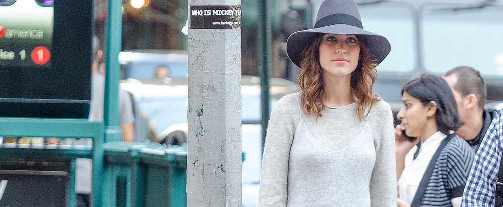 Surprise! You'll Want to Wear a Sweater Dress Next Week