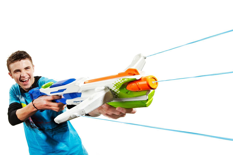Nerf Super Soaker Tri-Strike Crossbow