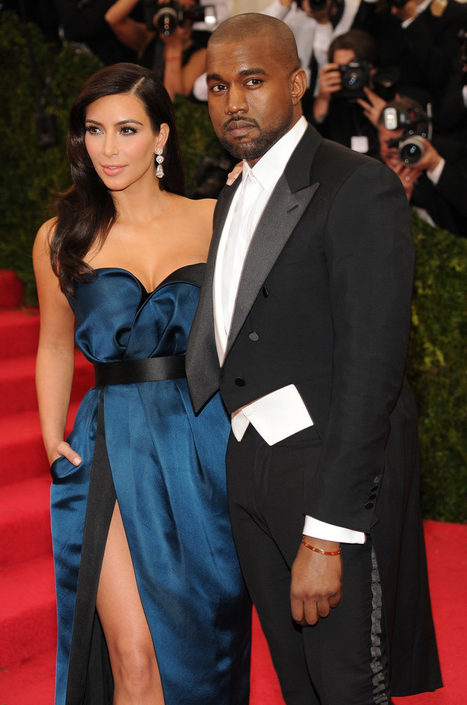 Kim and Kanye Make Their Second Met Gala Appearance