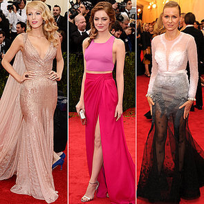 Best Dressed Celebrities at the 2014 Met Gala