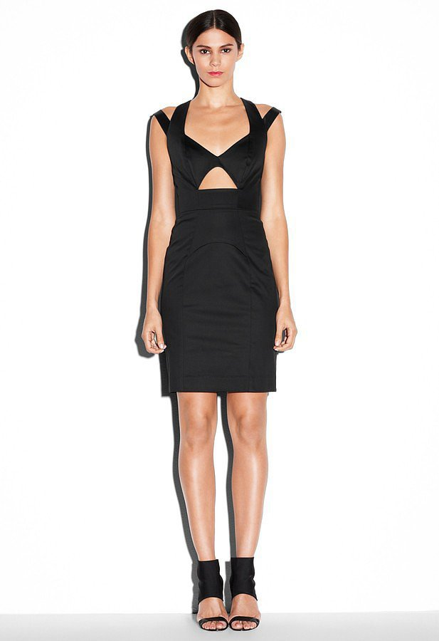 Milly Cutout Dress