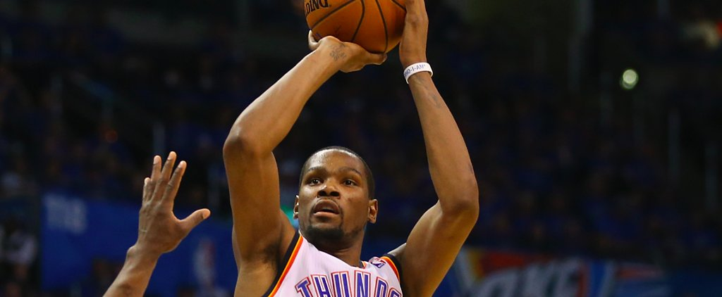 NBA Star Kevin Durant Declares His Mom MVP, and Moms Everywhere Shed a Tear