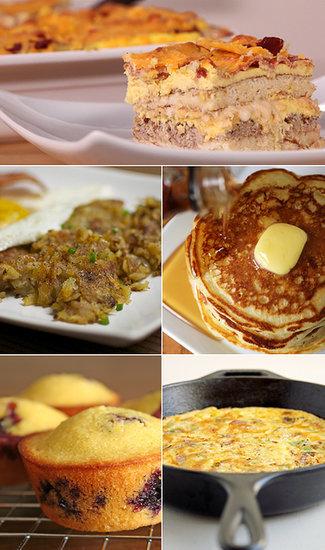 A Baker's Dozen of Brilliant Brunch Recipes