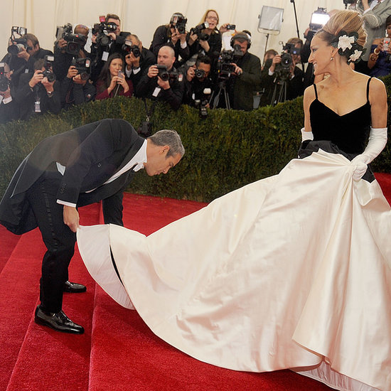 Wrangers on the Red Carpet at the 2014 Met Gala
