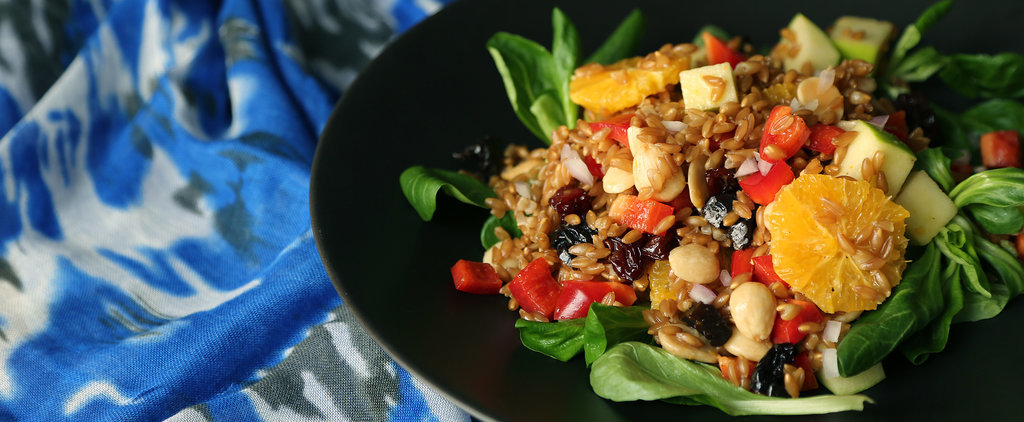 Guy Fieri Goes Vegan For This Farro Salad