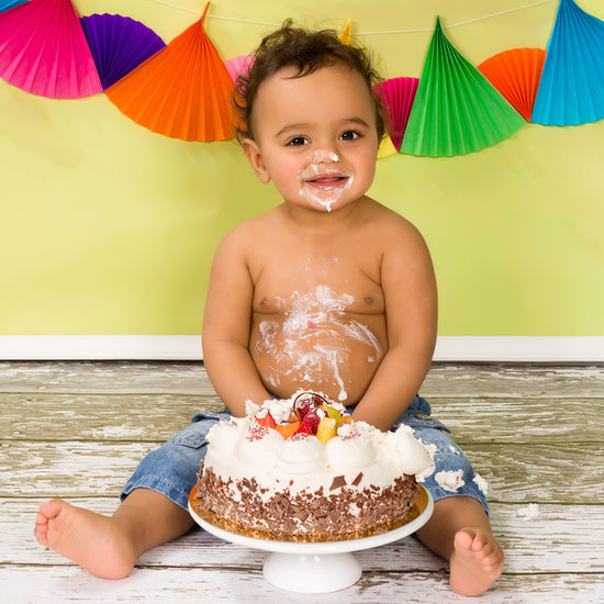 Baby's First Cake Pictures