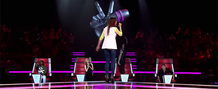 Watch the Blind Audition That Made the Coaches on The Voice Lose Their Minds