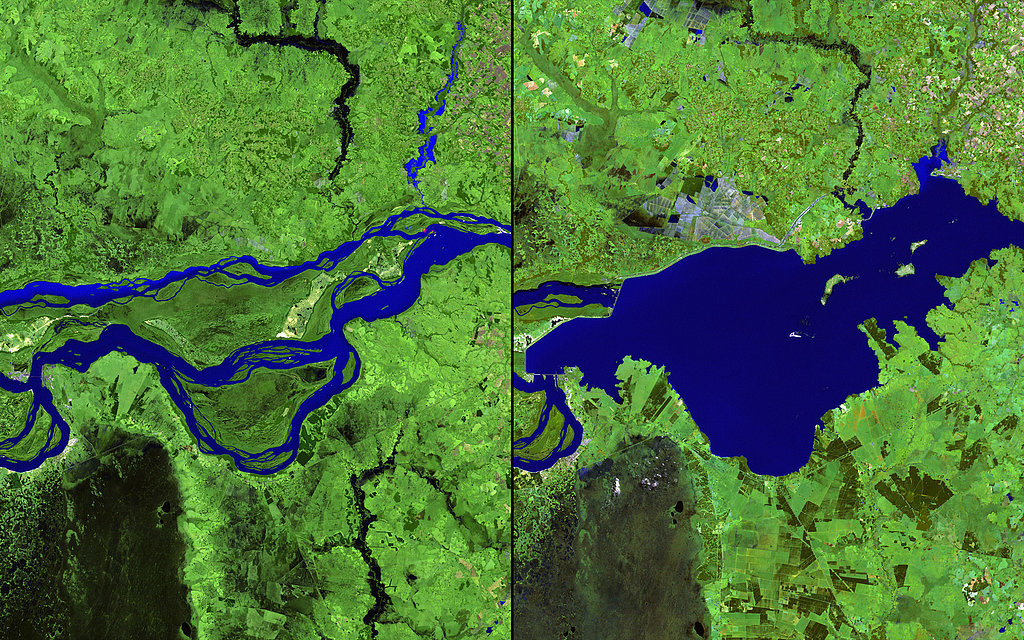 Dam Impact, Paraguay