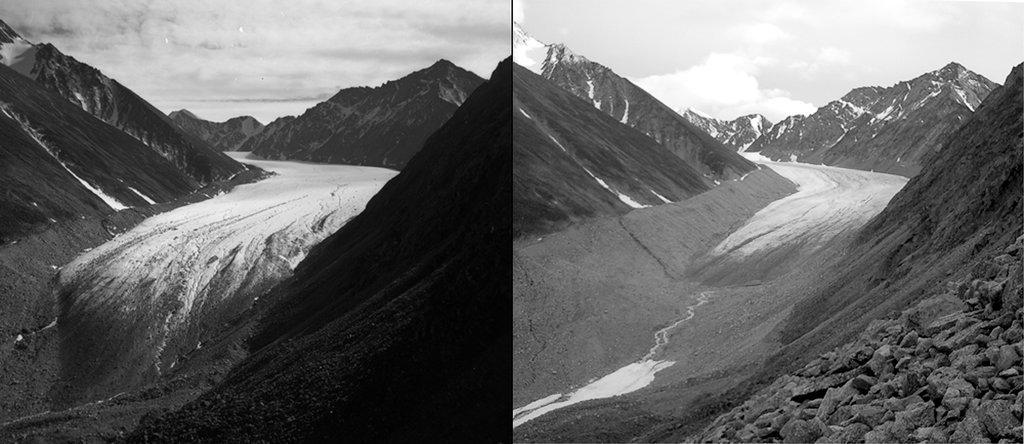 McCall Glacier Melt, Alaska
