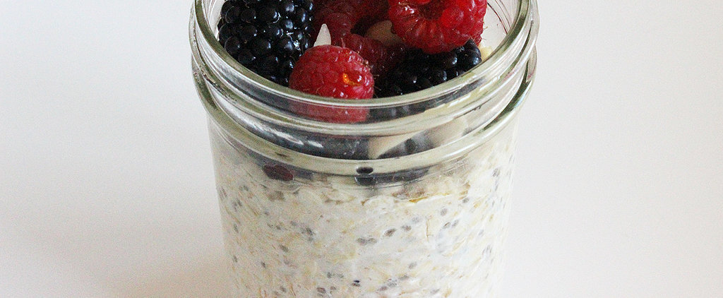 7 Creative Combinations For a Jar of Overnight Oats
