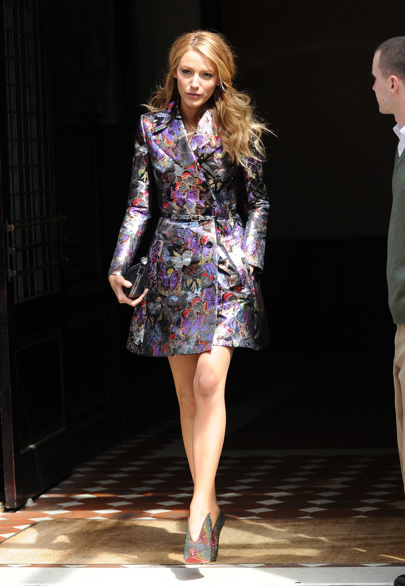 Blake Lively Continues to Shine in the Big Apple