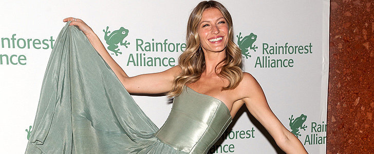 Here's Why Gisele Bündchen's Loving Life