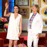 Mila Kunis Interview on the Ellen Show | Video