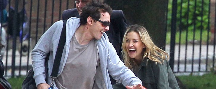 James Franco and Kate Hudson Make a Scorchingly Sexy Couple