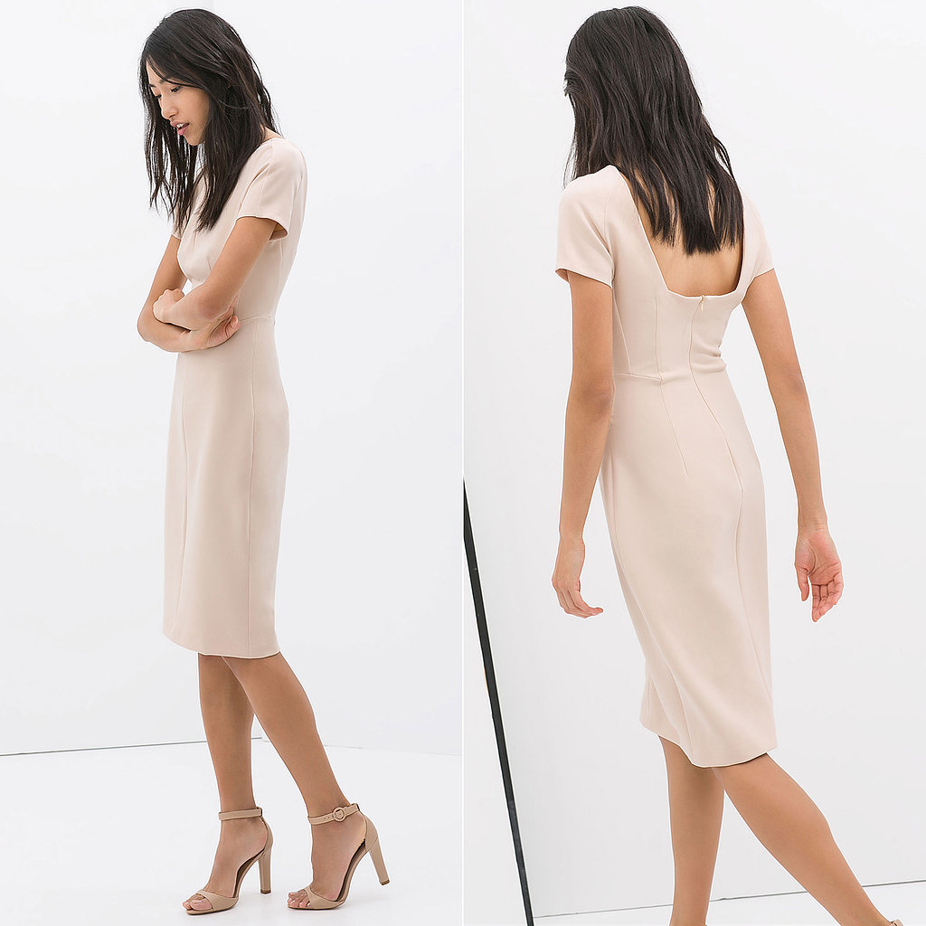 Zara Bridesmaid Dresses 12