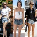 Outfit Ideas With Denim Cutoffs | Video