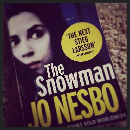 "Pollybert wrote ""loved it!"" about Jo Nesbo's The Snowman."