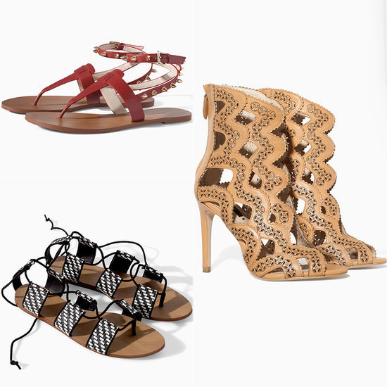17 Shoes at Zara Right Now Worth Seeing
